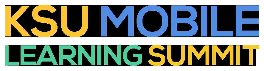 KSU Mobile Learning Summit