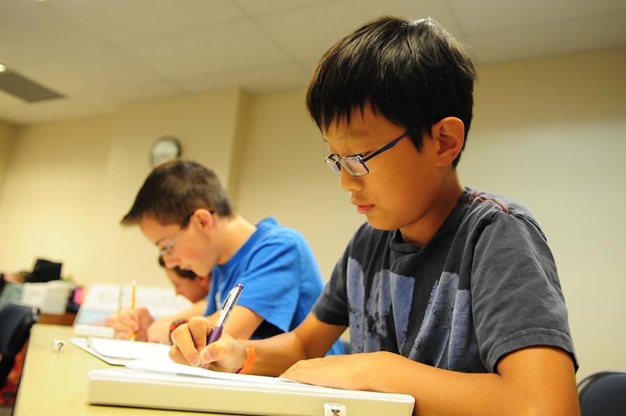 The Creative Writer Camp at Summer University at KSU