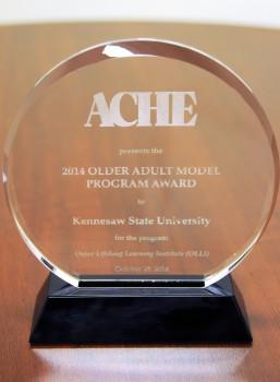 ACHE OLLI Award