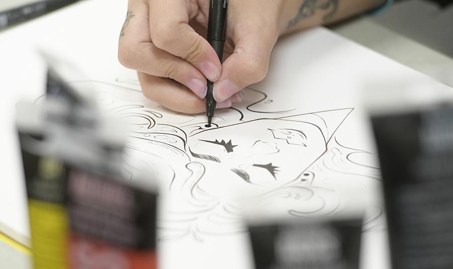 Abby Hermes OLLI Art Instructor