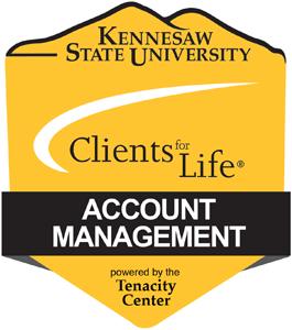 Account Management Digital Badge