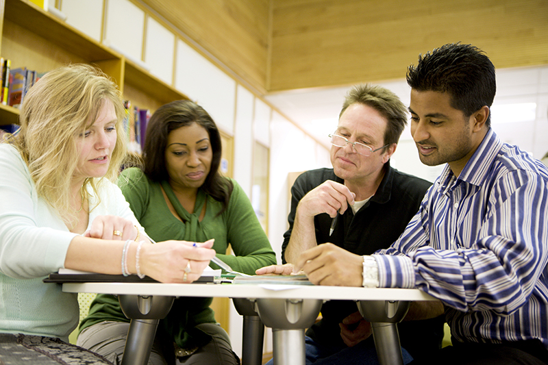 Adult Learners Study Group