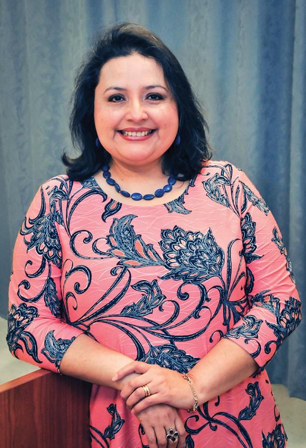 Alicia Morales, Medical Intepreter Instructor