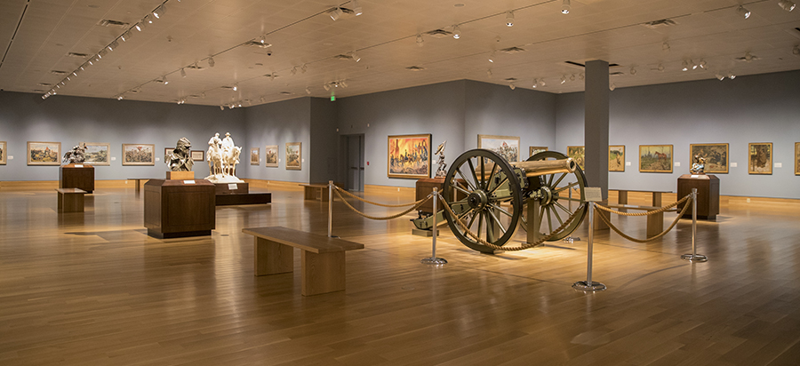 Booth Museum Gallery