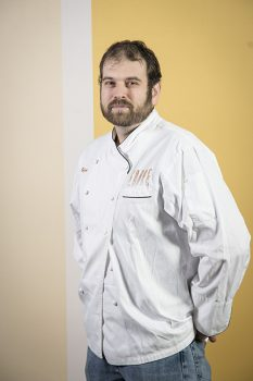 Chef Matt Basford of Canoe