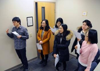 Korean Teachers