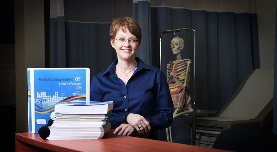 Deana Jones, Medical Billing and Coding Specialist graduate