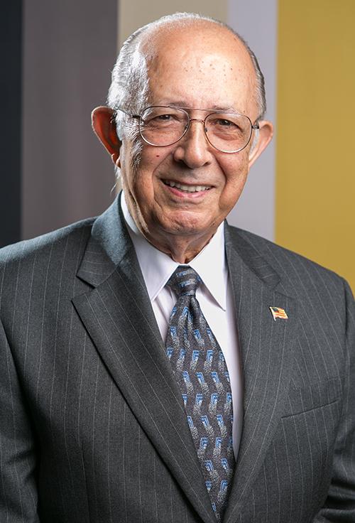 Dick Harp, OLLI director