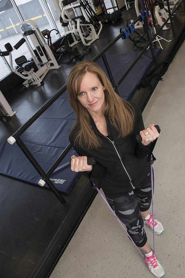 Personal Trainer Grad Shannon McCune
