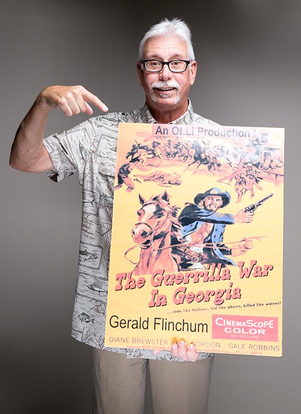 Gerald Flinchum War in Georgia Class