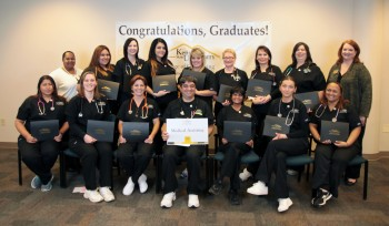 Graduation Medical Assisting