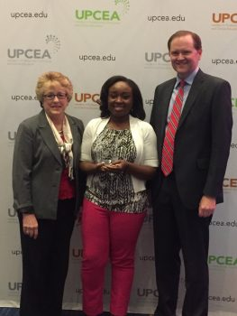 UPCEA Award 2
