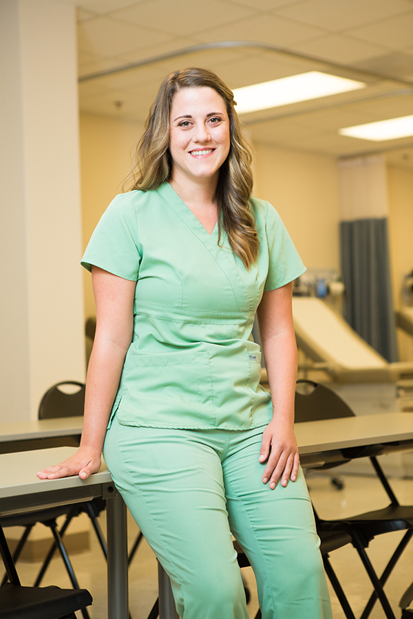 Mary Groover, CNA graduate