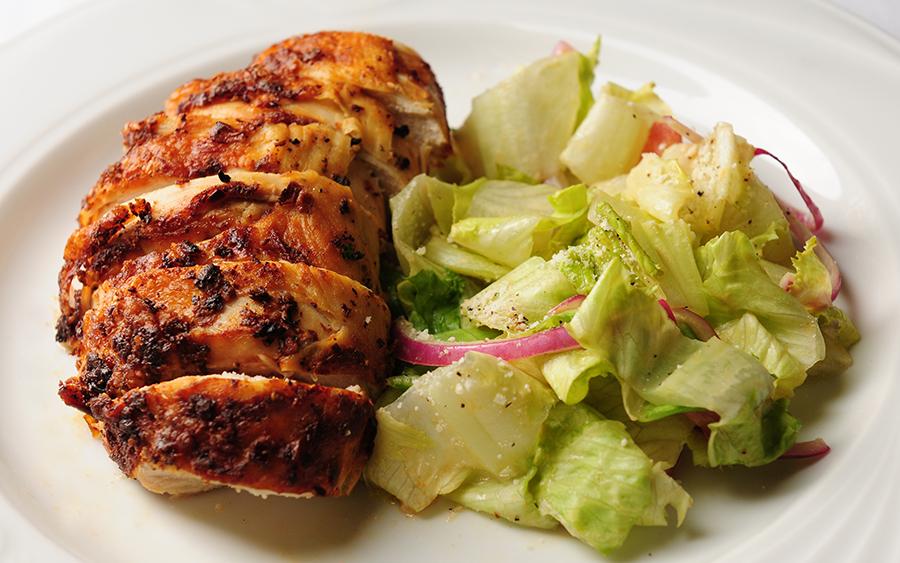Culinary Apprenticeship Certificate at KSU Mystery Basket Chicken