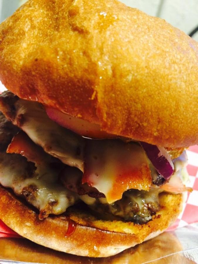 Spot 364 Burger
