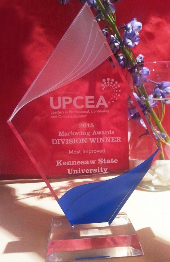 UPCEA Award