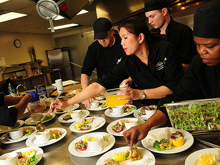 Culinary Apprenticeship Certificate Program