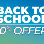 Back to School 10% Offer
