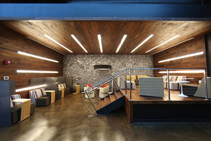 Roam Galleria coworking space