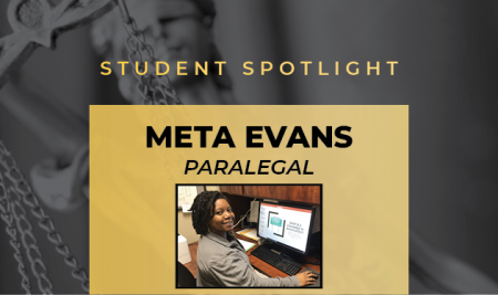 Distance Learning Helps Paralegal Student Pursue Her Passion