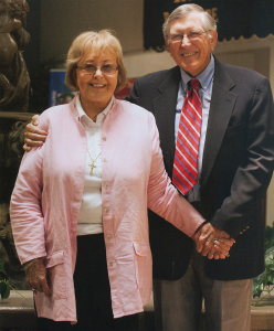 Kennesaw State Foundation trustee Chet Austin and his wife, Hazel.