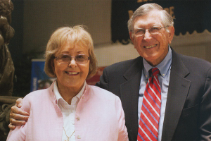 Chet and Hazel Austin KSU magazine 2013-vertical-header