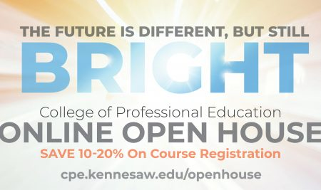 CPE's July Open House to be Held Online; Save 20% on Professional Courses Through July 31